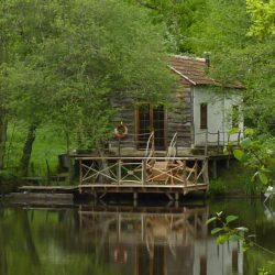 fisherman's cabin holiday rental