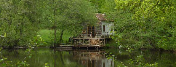fisherman's cabin holiday rental