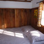 Fisherman's cabin bedroom